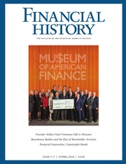 Financial History #117 (Spring 2016)