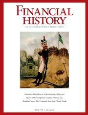 Financial History #119 (Fall 2016)