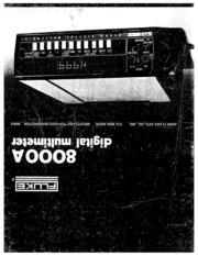 fluke 8840a service manual pdf