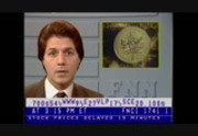 Coin Report: Financial News Network, October 1987
