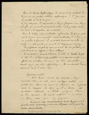 3E002. Examens de 1875 : règlement des examens et bourses de voyage