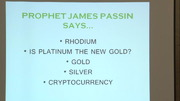 Cryptocurrency or Gold? James Passin Predicts