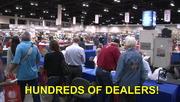 Ben Franklin Visits Florida United Numismatists Coin Convention 2020
