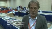 David Lisot Walk About FUN Coin Convention 2020