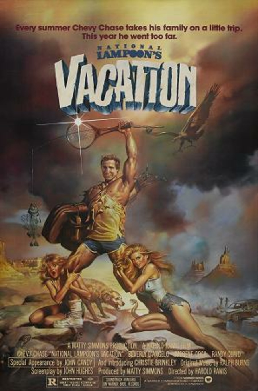 Falling Cow Commentaries #1: National Lampoon's Vacation