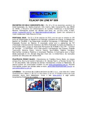 Filacap On Line (no. 9)