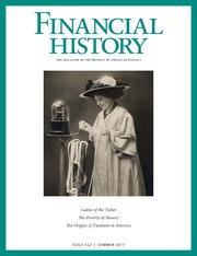 Financial History (#122)