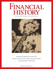 Financial History (#123)