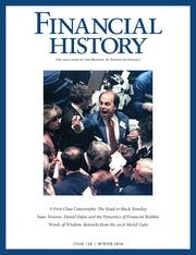 Financial History #124