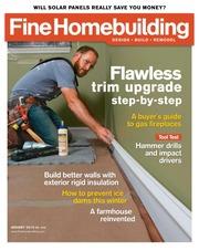 Fine Homebuilding January 2016 Free