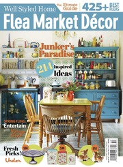 Flea Market Decor April 12 : Free Download, Borrow, and