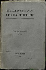 Freud drei abhandlungen zur sexualtheorie download