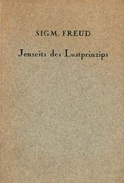 Jenseits des Lustprinzips 3., durchgesehene Auflage