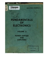 Fundamentals Of Electronics Volume 1b Basic Electricity border=