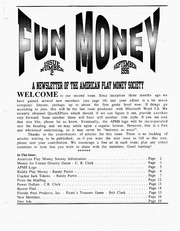 Fun Money (#2)