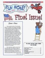 Fun Money (#25)
