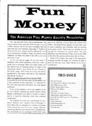 Fun Money (#9)