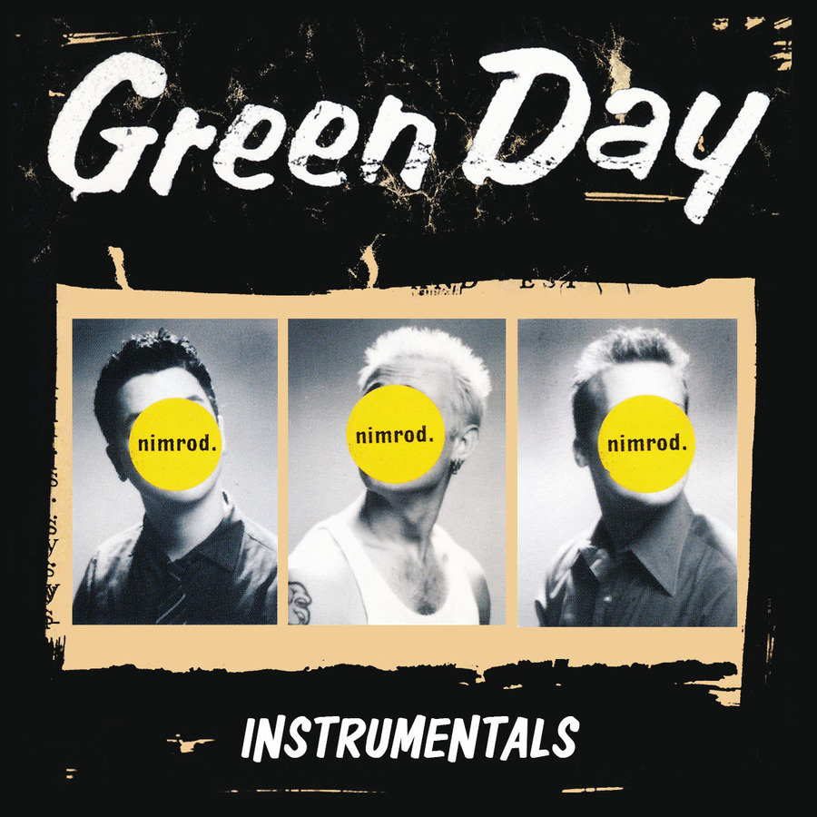 Green Day Nimrod Instrumentals Free Download Borrow And