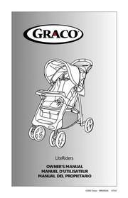 graco euro 7424 stroller user manual graco free download borrow rh archive org graco double stroller manual graco jogging stroller manual