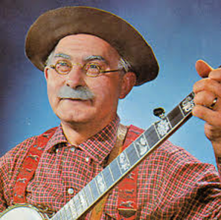 GRANDPA JONES 5-STRING BANJO BOOK NEW