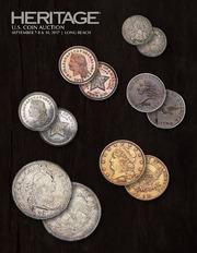 2017 Sept. 7-10 Long Beach Expo US Coins Signature Auction