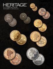 2017 November 2-4 US Coins Signature Auction Dallas, TX