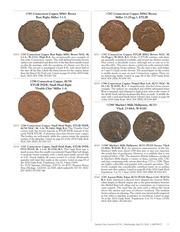 2018 April 25-29 CSNS U.S. Coins Signature Auction Chicago, IL