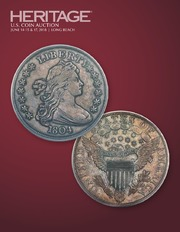 2018 June 14-17 Long Beach Expo U.S. Coins Signature Auction