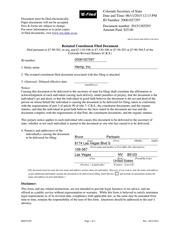 HEMP Articles Of Incorporation