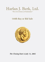 Harlan J. Berk, Ltd., 144th Buy or Bid Sale