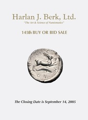 Harlan J. Berk, Ltd., 145th Buy or Bid Sale