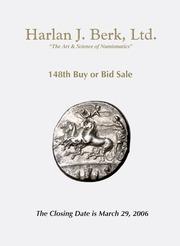 Harlan J. Berk, Ltd., 148th Buy or Bid Sale