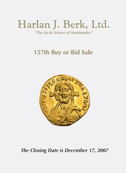Harlan J. Berk, Ltd., 157th Buy or Bid Sale