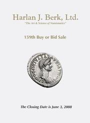 Harlan J. Berk, Ltd., 159th Buy or Bid Sale