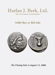 Harlan J. Berk, Ltd., 160th Buy or Bid Sale