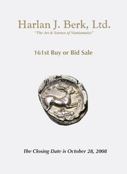 Harlan J. Berk, Ltd., 161st Buy or Bid Sale