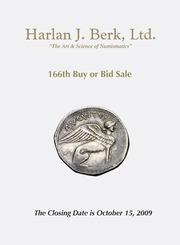 Harlan J. Berk, Ltd., 166th Buy or Bid Sale