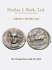 Harlan J. Berk, Ltd., 170th Buy or Bid Sale