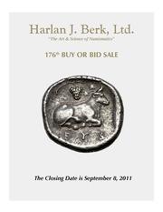 Harlan J. Berk, Ltd., 176th Buy or Bid Sale