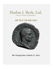 Harlan J. Berk, Ltd., 189th Buy or Bid Sale