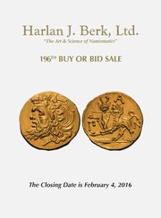 Harlan J. Berk, Ltd., 196th Buy or Bid Sale