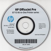 Hp Officejet Pro 8710 All In One Printer Series Windows Version