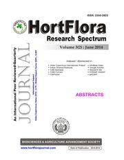 HortFlora Research Spectrum, Vol 3(2): June 2014