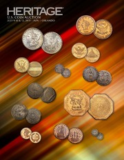 2015 July 9 - 12 Summer FUN US Coins Signature Auction - Orlando Summer FUN  #1222
