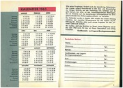 Hafenkalender 1963