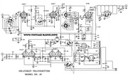 dx 40 schematic 1991 toyota corolla dx wiring diagram schematic heathkit dx-20 transmitter : free download & streaming ... #4