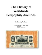 The History of Worldwide Scripophily Auctions (pg. 27)