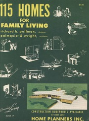 115 Homes For Family Living, Book No. 17 Pictures