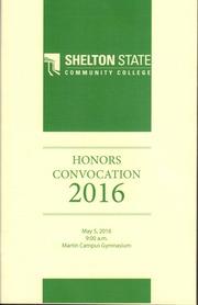 Honors Day Program 2016.05.05