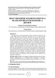 Heat phd thesis transfer
